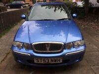 Rover 45 1.4 Good condition