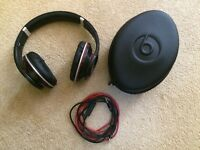 Dr. Dre Beats Studio 1.0 Wired Over-Ear Headphones - Black