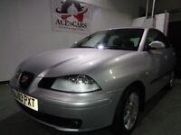 Seat Ibiza SE GREY 1.4 PETROL 5 DOOR HATCHBACK 2003