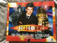 Doctor Who - The Time Travelling Action Game