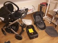 Chicco urban FULL pram system *only £300* ONO