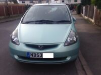 Honda Jazz Excellent car **** Urgent Sale****