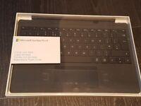 Microsoft Surface Pro 4 Keyboard Black QWERTY