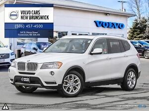 2014 BMW X3 XDRIVE28I! EXECUTIVE PKG! NAV!