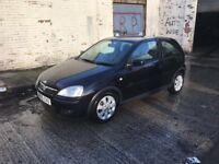 2005 Vauxhall Corsa 1.2 SXI Long MOT Cheap Tax And Insurance