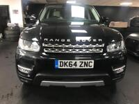 Land Rover Range Rover Sport 3.0 SD V6 HSE 4X4 5dr (start/stop) **7 SEATS* PANORAMIC ROOF***