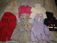irls Winter Coats Jackets. Size 3-6 mth. Next, designer, M & S.