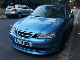 Bargain : Saab Petrol Convertible - Excellent Condition