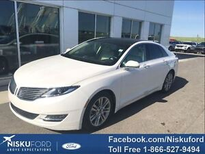 2013 Lincoln MKZ LEATHER, NAV AND MORE $231.91 b/weekly.