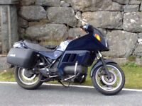BMW K100LT 1992 Ex-police bike, MOT until June 2017, full service history, ABS, panniers