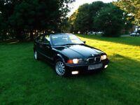 BMW E36 1.9 COMPACT AUTO