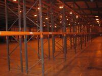 JOB LOT DEXION pallet racking excellent condition ( pallet racking , industrial storage )