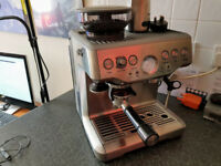 Sage by Heston Blumenthal Barista Express Bean-to-Cup Coffee Machine