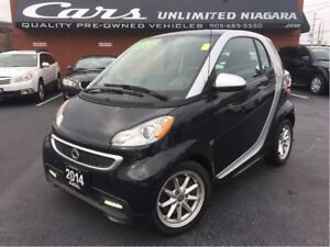 2014 smart fortwo electric drive Passion | NO ACCIDENTS | GLASS