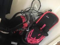 3-1 Cosatto tropico pram/pushchair/stroller