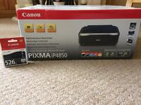 Brand new Canon Pixma Printer with ink