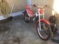 Beta rev3 for sale 2005 250cc