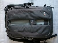LowePro Vertex 200 AW Professional Camera/camcorder Backpack - Excellent condition
