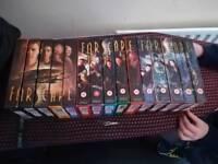 Farscape dvds