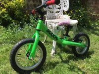 Child's Ridgeback Scoot balance bike