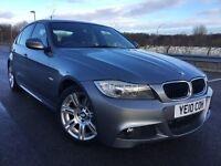 2010 BMW 3 SERIES 2.0 318d LCI M SPORT AUTOMATIC