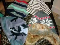 Boys hat bundle