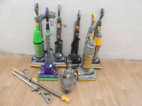 Dyson vacums lot (Delivery)