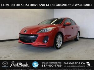 2012 Mazda Mazda3 GT - Bluetooth, NAV, Heated Seats, AUX Input