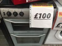 *****GREY BELLING ENFIELD 50 CMS GAS COOKER*****