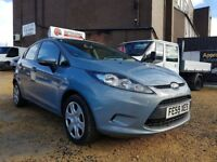 FORD FIESTA STYLE 1.2- 59 REG 2009 – FINANCE AVAILABLE