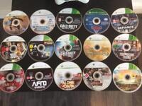 Xbox 360 Games £25