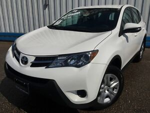 2014 Toyota RAV4 LE AWD Kitchener / Waterloo Kitchener Area image 1