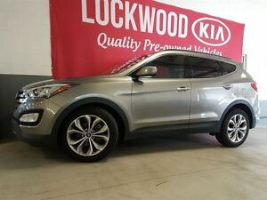 2015 Hyundai Santa Fe Sport 2.0T LIMITED- NAVI, LEATHER, PANO SU