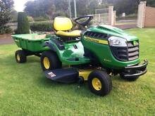 John Deere S240 Lawn Tractor Gatton Lockyer Valley Preview