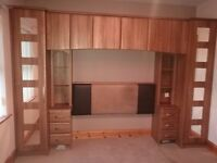 x2 Great Wardrobes for sale must go can deliver if needed
