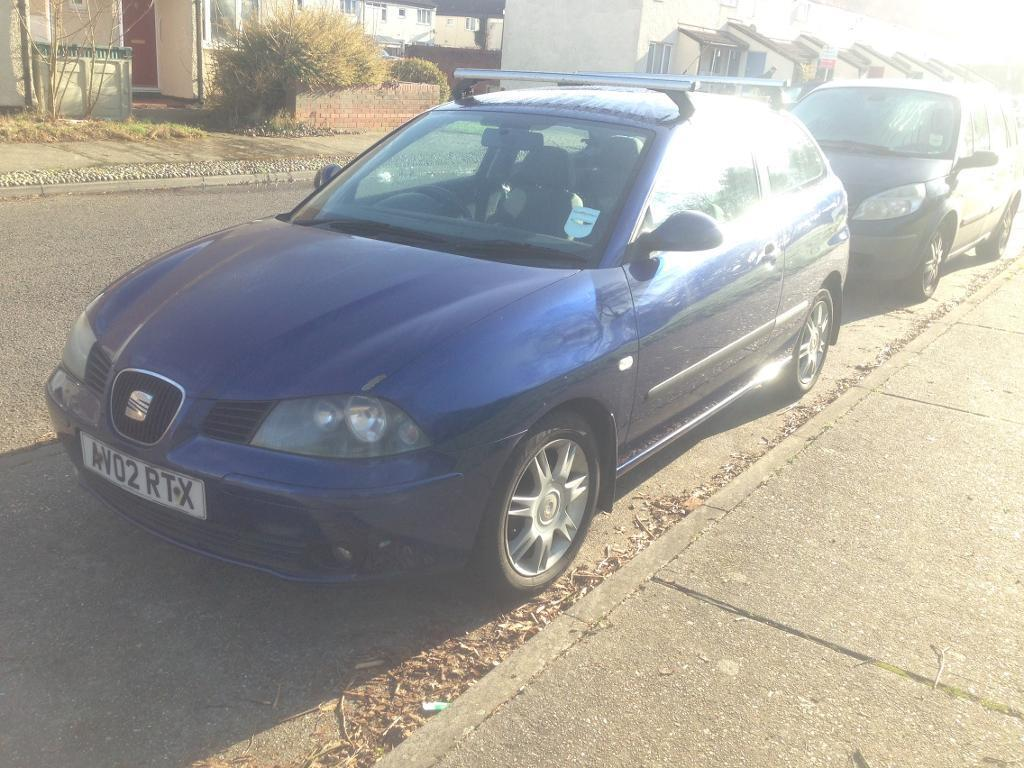 seat ibiza 1 9 tdi se diesel in colchester essex gumtree. Black Bedroom Furniture Sets. Home Design Ideas