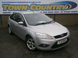 ***2011 Ford Focus STYLE TDCI **12 MONTHS MOT**ONLY £30 TAX**( golf megane astra fiesta )