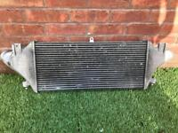 R34 skyline v spec intercooler ! only covered 4,000 miles when it was taken off the car