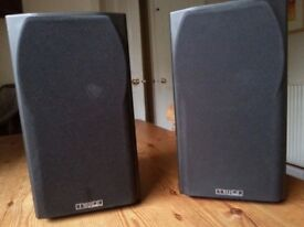 Speakers pair of Mission conventional speakers