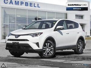 2016 Toyota RAV4 LE BEST BUY-AWD