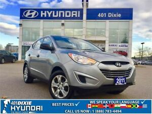 2011 Hyundai Tucson L SUNROOF KEYLESS ENTRY POWER HEATED MIRRORS
