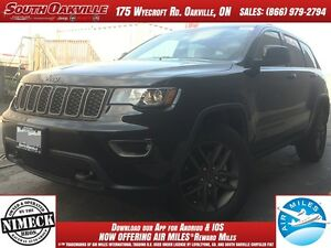 2017 Jeep Grand Cherokee 75th Anniversary Laredo | 0% OAC | 4X4