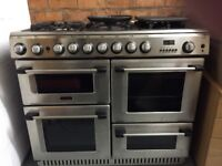 Gas Cannon Professional Range Cooker