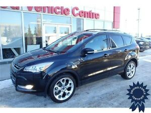2015 Ford Escape Titanium All Wheel Drive - 15,249 KMs, 2.0L Gas