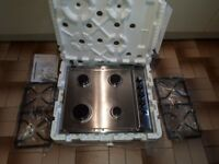 Brand new in box gas hob