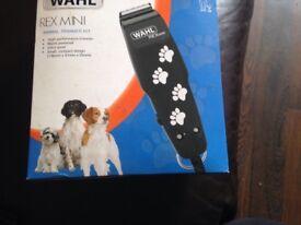 Wahl Rex mini trimmer kit