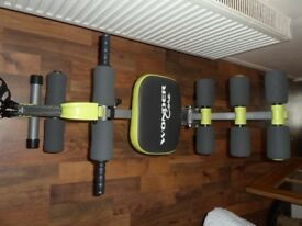 Wonder Core Workout Machine. VGC and already assembled.