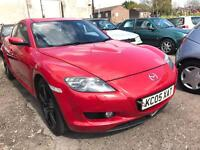 MAZDA RX-8 231 PS SPARE AND REPAIRS ******BARGAIN****