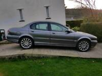 Jaguar X Type 2.2d Diesel 155bhp ONLY 60K miles Serviced , New MOT