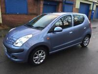 2010 Nissan Pixo 1.0 Cheap Tax £20 Ultra Low Mileage
